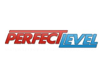logo System poziomowania płytek PERFECT LEVEL