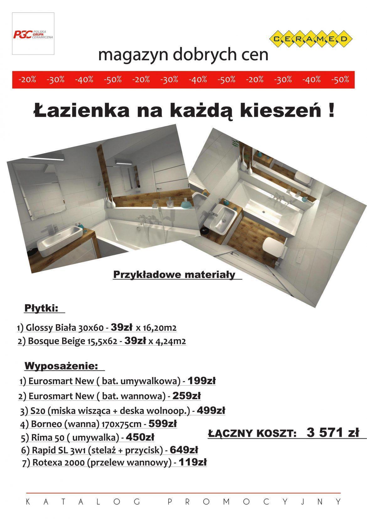 MAGAZYN DOBRYCH CEN 2018 – Gazetka Promocyjna