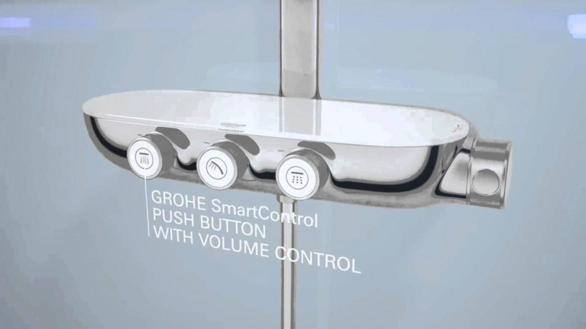grohe smart control ceramed