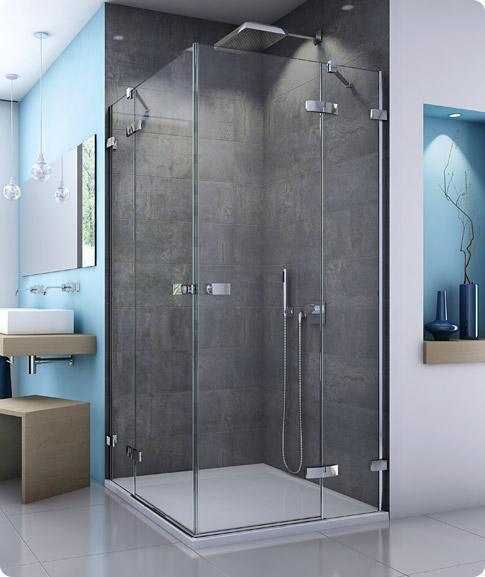Sanswiss – kabiny prysznicowe serii ESCURA