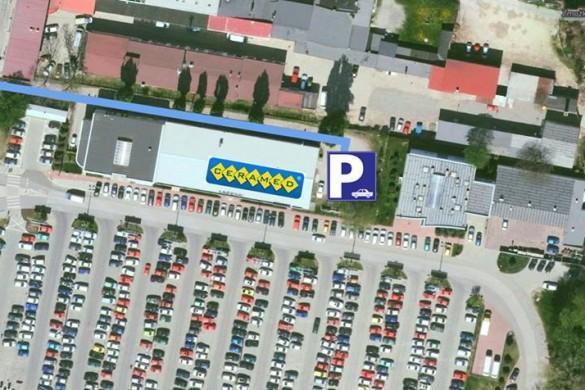 parking ceramed grażyńskiego