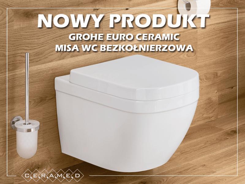 Nowość GROHE EURO Ceramic