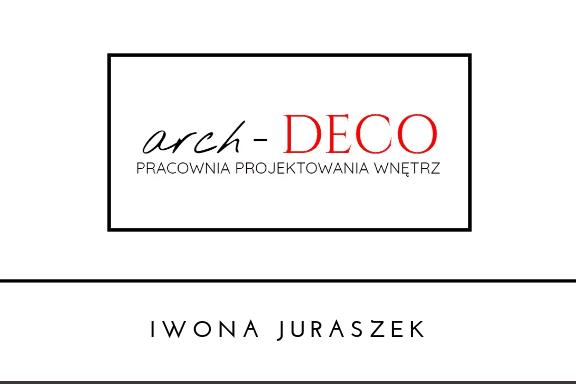 ARCH DECO – IWONA JURASZEK